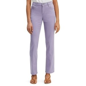 LEVIS 505 Straight Leg Mid-Rise Jeans Lilac